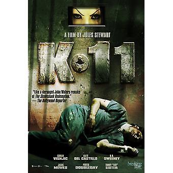 K-11 [DVD] USA import