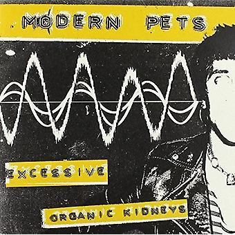 Moderne kæledyr - overdreven/organisk nyrerne [Vinyl] USA import