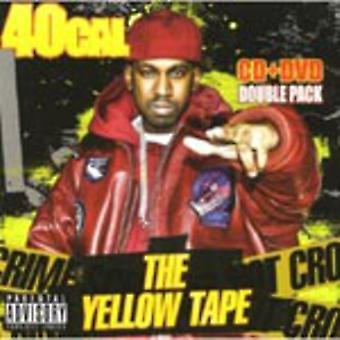 40 Cal - gul Tape [CD] USA import