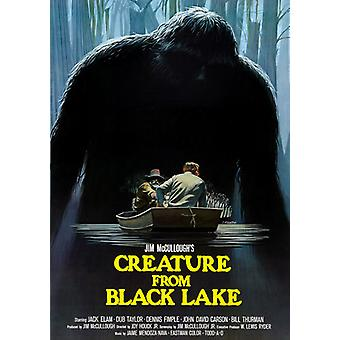 Creature From Black Lake [DVD] USA import