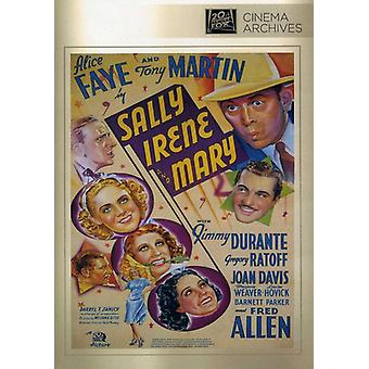 Sally Irene & Mary [DVD] USA import