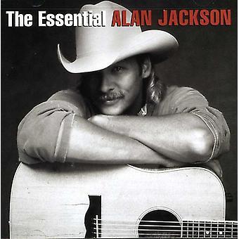 Alan Jackson - väsentliga Alan Jackson [CD] USA import