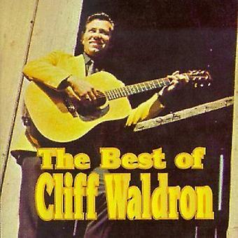 Cliff Waldron - bedste af Cliff Waldron [CD] USA import