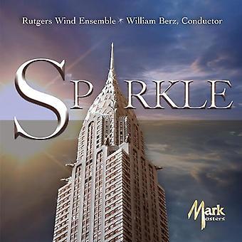 Rutgers vind Ensemble - Sparkle [CD] USA import