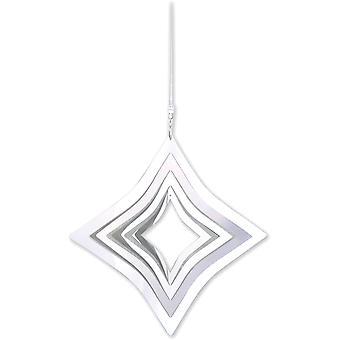 Ånden av Air rustfritt stål hage Spinner diamant