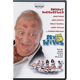 My 5 Wives [DVD] USA import