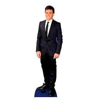 Tom Daley Lifesize pap Cut-Out