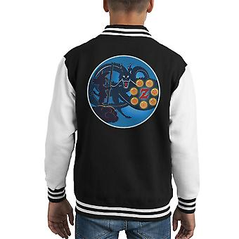Super Z Saga Dragonball Z Kid's Varsity Jacket