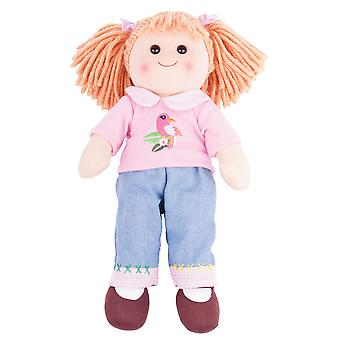 Bigjigs Toys Molly 38cm Doll