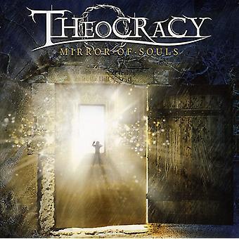 Teokrati - spejl af sjæle [CD] USA importerer