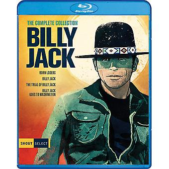 Complete Billy Jack Collection [Blu-ray] USA import