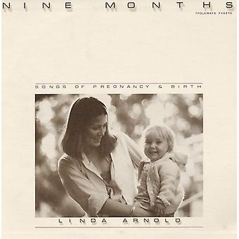 Linda Arnold - Nine Months: Songs of Pregnancy & Birth [CD] USA import