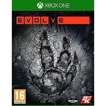 Udvikle sig (Inc. Monster Expansion Pack) (Xbox) (orkanen)