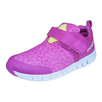 Reebok Z Fly Girls Running Trainers / Shoes - Pink