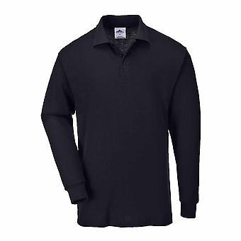 Portwest Work-Casual - Genoa Long Sleeved Polo Shirt