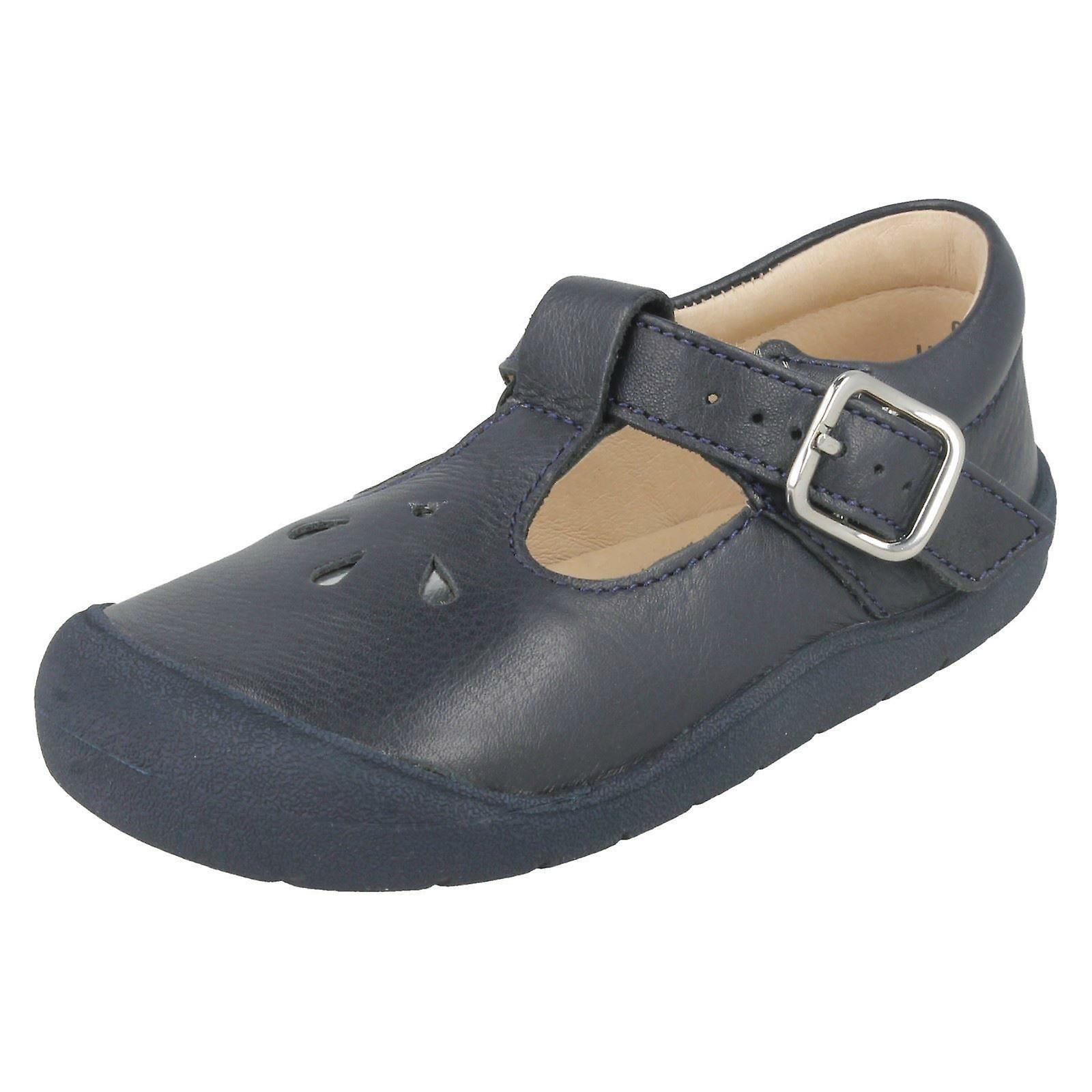 Mädchen Startrite Schlepplift Schuhe zuerst Evy