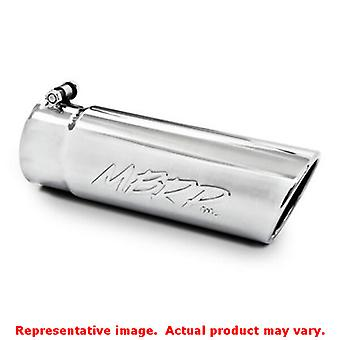 MBRP Universal Tips T5150 Mirror Polished Fits:UNIVERSAL 0 - 0 NON APPLICATION