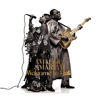 Amadou & Mariam - Welcome to Mali [CD] USA import