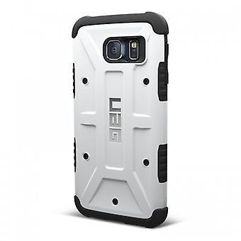 UAG Samsung Galaxy S6 sammensatte sag - hvid-sort