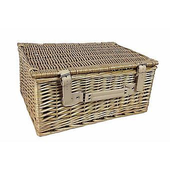 40cm Antik Wash-Picknick-Korb