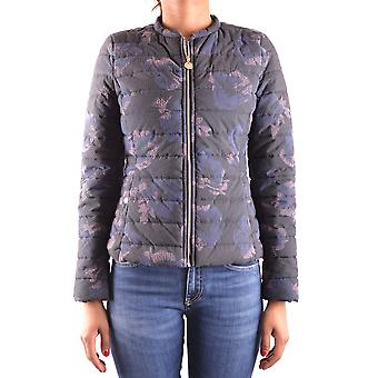 Liu Jo ladies MCBI191503O multicolour polyester Quilted Jacket