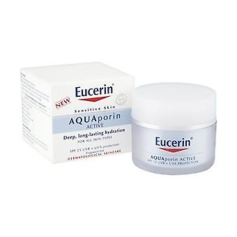 Eucerin AQUAporin ACTIVE with SPF 25 and UVA Protection | LifeandLooks.com