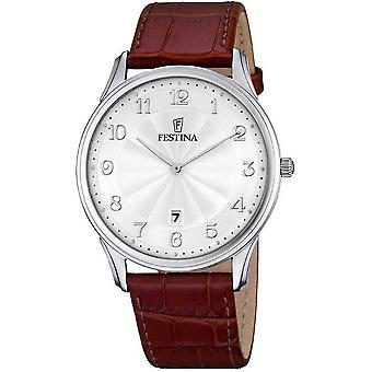 Festina mens watch F6851/1