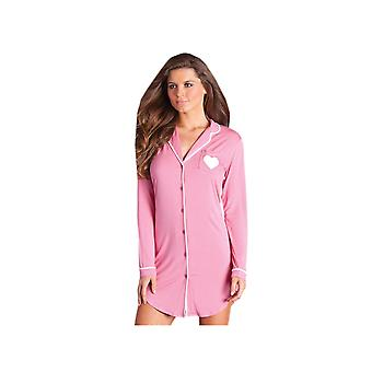 Be Wicked  BW1701DP Stacey Nightshirt also in Plus Sizes