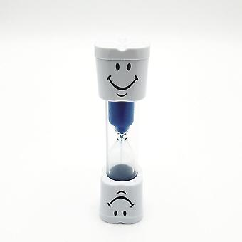 Pink/Blue Hourglass 3 Minute Kids Tooth Brushing Timer