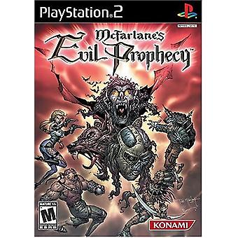 McFarlane böse Prophezeiung (PS2)