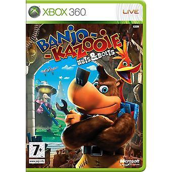 Banjo-Kazooie Nuts Bolts (Xbox 360) - Fabrik versiegelt