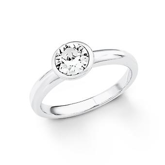 s.Oliver jewel ladies ring silver 201865