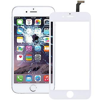 Touchscreen Glas für Apple iPhone 6 4.7 Flex Kabel Weiß
