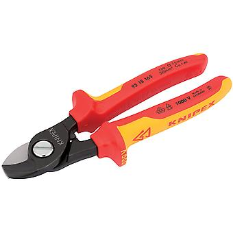 Knipex 32014 165mm VDE Fully Insulated Cable Shears