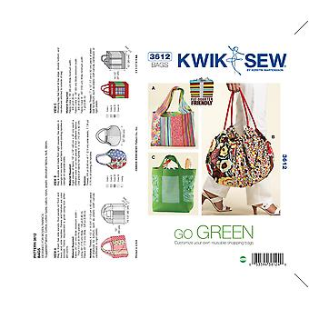 Bags-No Size -*SEWING PATTERN*