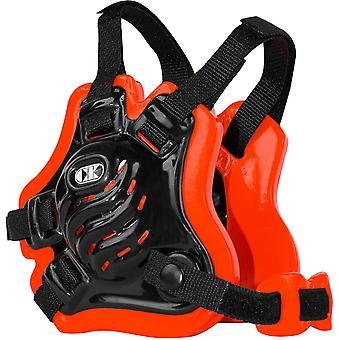 Cliff Keen F5 Tornado worstelen hoofddeksels - zwart/oranje/zwart