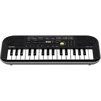 Casio SA-47 schwarz Keyboard Black