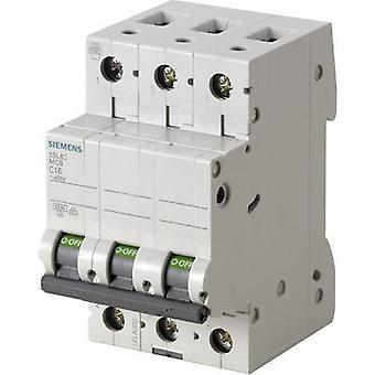 Siemens 5SL6310-7 strømbryter 3-pin 10 A 400 V