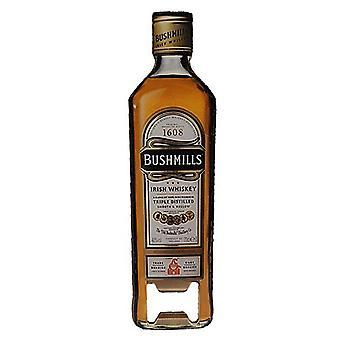 Bushmills Irish Whiskey Bottle Shaped Bottle Opener / Fridge Magnet