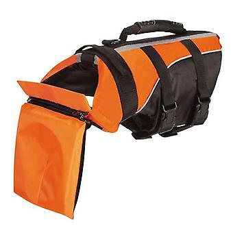 Gg Deluxe Pillow Pet Preserver Orange