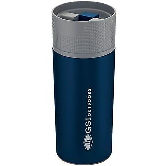 GSI Outdoors Glacier Stainless Commuter Mug Durable Spill-Resistant