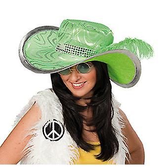 Sombrero hippie
