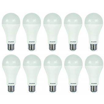 10 x Sylvania ToLEDo A60 E27 V4 6W Daylight LED 500lm [Energy Class A+]