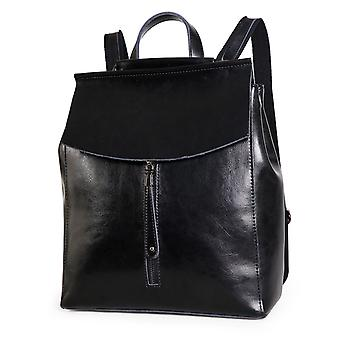 Backpack in genuine cow leather, K3206