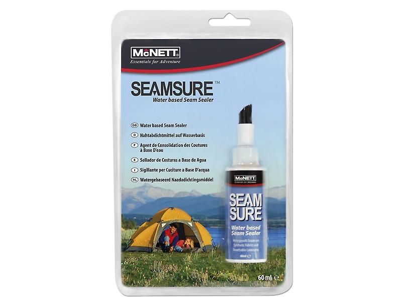 McNett Seamsure Water Based Sealer (60ml)