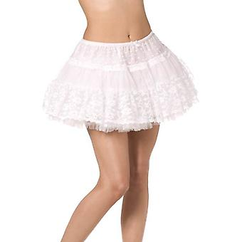 Fever Boutique Lace Petticoat, One Size