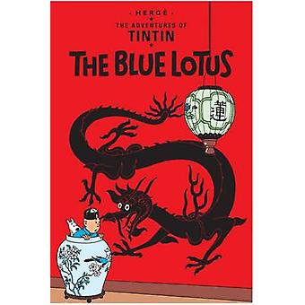 The Blue Lotus by Herge - 9781405208048 Book