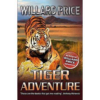 Aventuras del tigre por Willard precio - libro 9781782950196
