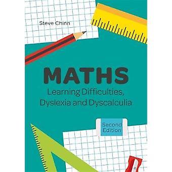 Matematik, læring problemer - ordblindhed og Dyscalculia - anden Editio