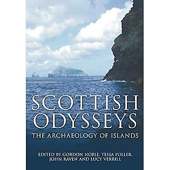 Scottish Odysseys: The Archaeology of Islands [Illustrated]